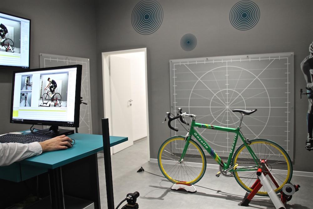 Sportmotorik Wien Fahrrad Analyse (c) STADTBEKANNT