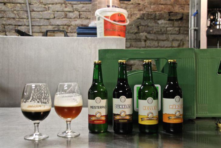 Wieden Bräu Biersorten (c) STADTBEKANNT