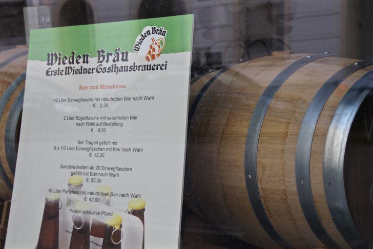 Wieden Bräu Bierwhiskey (c) STADTBEKANNT