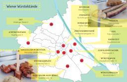 Wiener Würstelstände (c) STADTBEKANNT