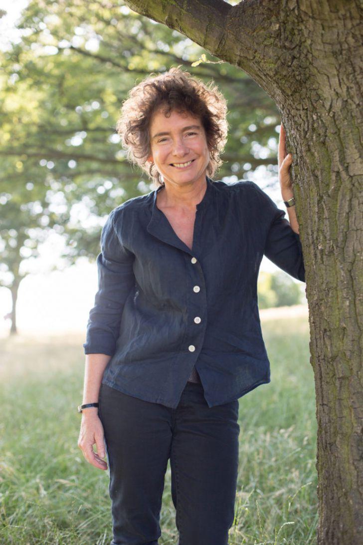 Jeanette Winterson (c) Sam Churchill