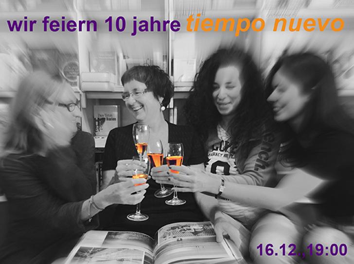 Tiempo Nuevo 10 Jahre (c) Alma Marinera