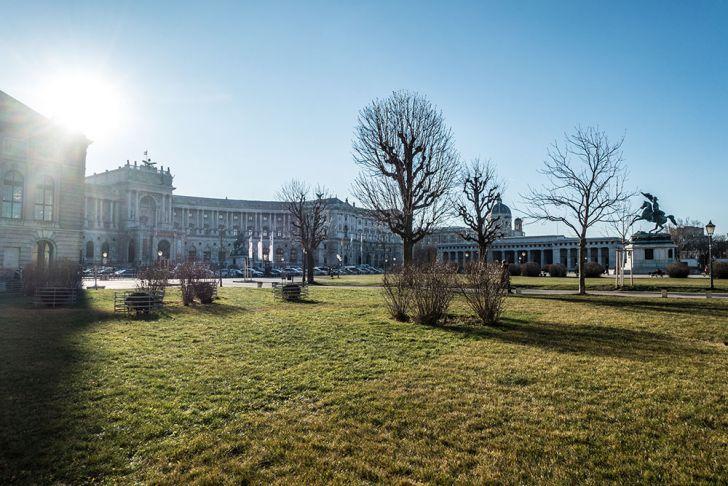 Heldenplatz (c) STADTBEKANNT