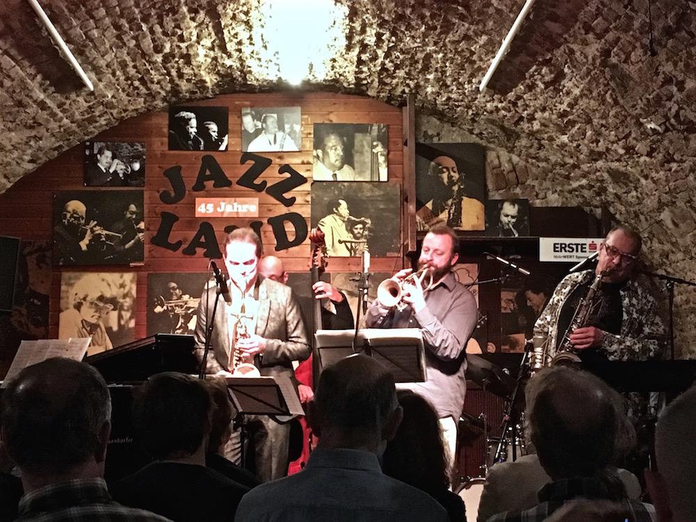 Jazzland Thomas Gansch (c) STADTBEKANNT