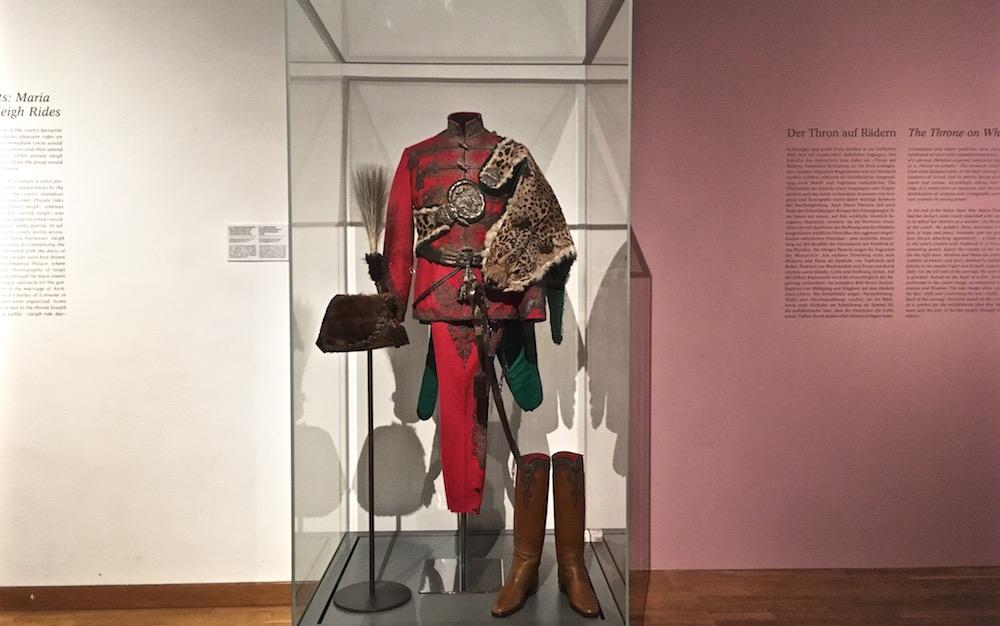 Kaiserliche Wagenburg Uniform (c) STADTBEKANNT