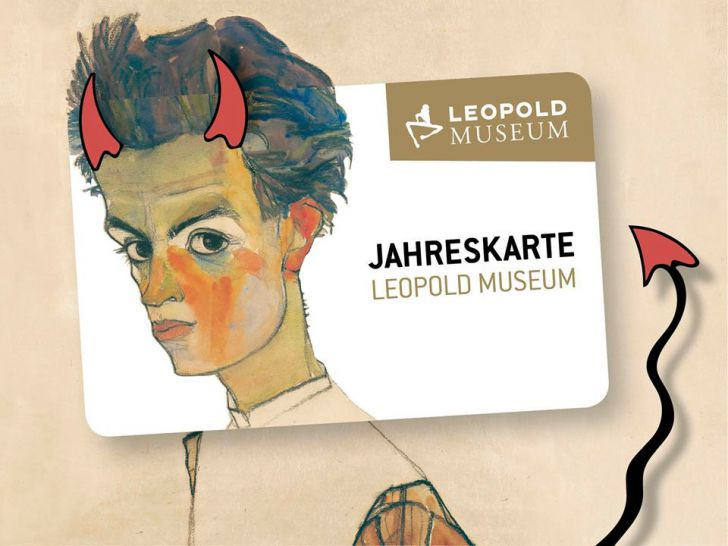 Leopold Museum Jahreskarte (c) Leopold Museum