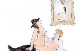 Schnackseln wie ein echter Wiener - Reiterstellung (c) STADTBEKANNT Patricia Fontanesi