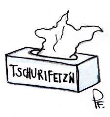 Schnackseln wie ein echter Wiener - Tschurifetzn (c) STADTBEKANNT Patricia Fontanesi