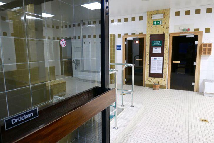 Tröpferlbad Sauna (c) STADTBEKANNT Wetter-Nohl
