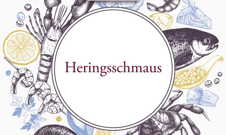 Wiener Rathauskeller Heringsschmaus