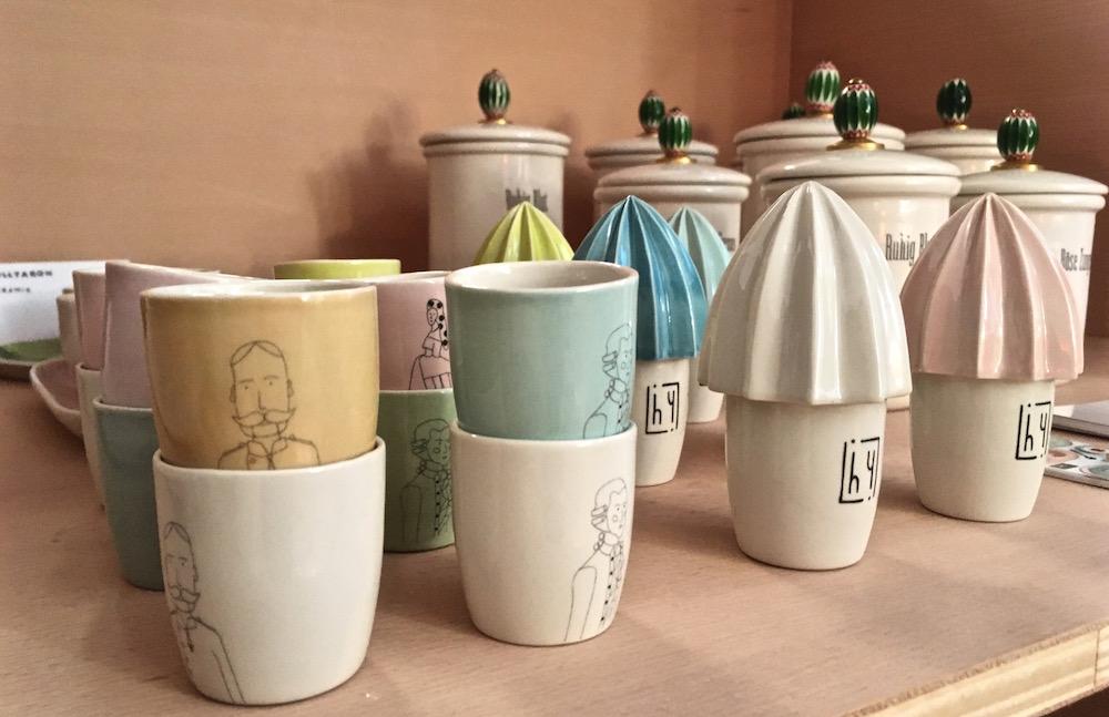 rienna designshop Keramik hollyaroh (c) STADTBEKANNT