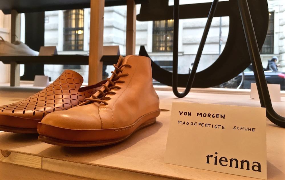 rienna designshop Schuhe Von Morgen (c) STADTBEKANNT