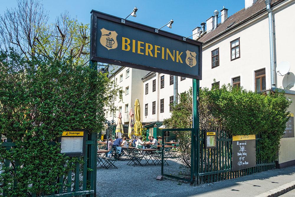 Bierfink (c) STADTBEKANT