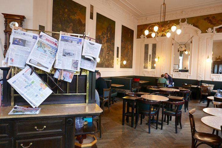 Café Ritter Ottakring Lokal (c) STADTBEKANNT Wetter-Nohl