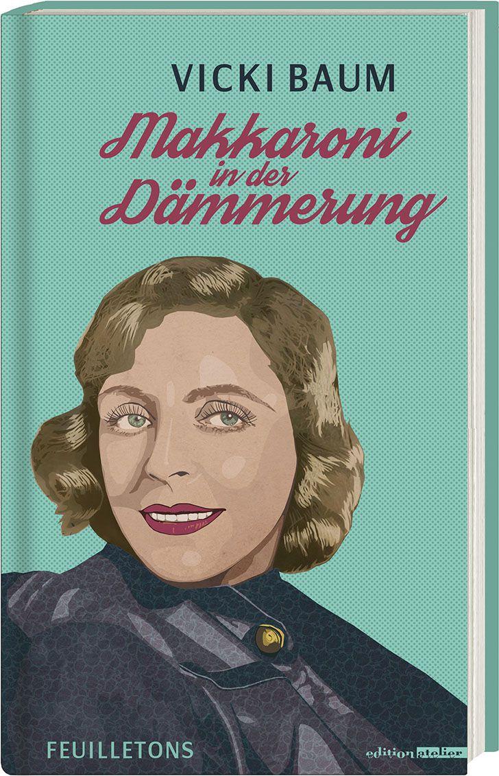Cover - Makkaroni in der Daemmerung (c) Edition Atelier