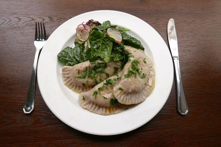 Kartonage Kitchen Hauptspeise (c) STADTBEKANNT Wetter-Nohl