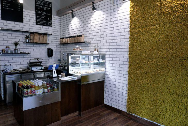 Kartonage Kitchen Lokal Tresen (c) STADTBEKANNT Wetter-Nohl