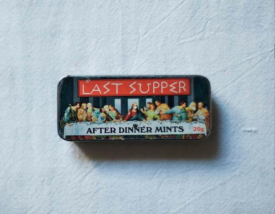 Philipp Spiegel - Last Supper - digitale Fotografie 50 x 50 cm (c) Bildrecht - Wien 2018