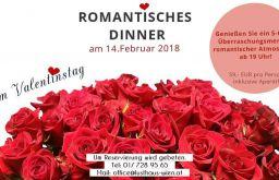 Lusthaus Wien Valentinstag