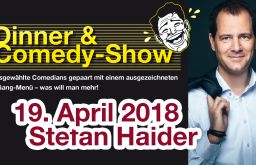 Wiener Rathauskeller Dinner and Comedy