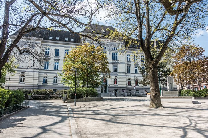 Amtshaus Ottakring (c) STADTBEKANNT