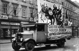 Antisemitische Propaganda, Wien 1932 (c) ÖNB