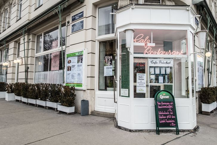Cafe Prückel Eingang (c) STADTBEKANNT