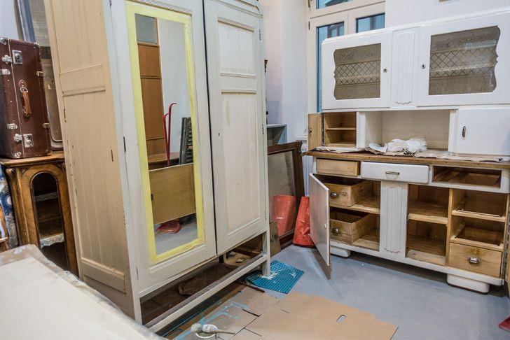Die Möbelei Atelier (c) STADTBEKANNT