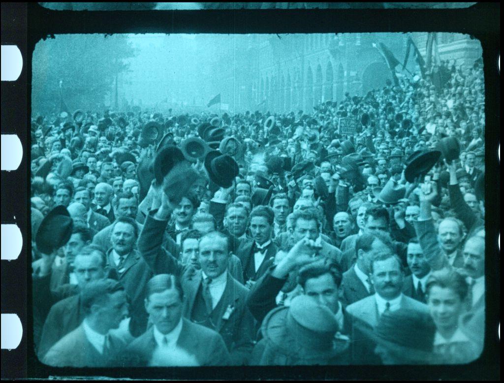 Die Stadt ohne Juden - A 1924
