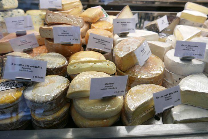 Edelschimmel Käse (c) STADTBEKANNT Wetter-Nohl