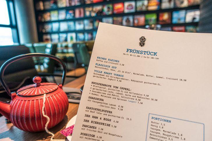 Spelunke Frühstückskarte (c) STADTBEKANNT