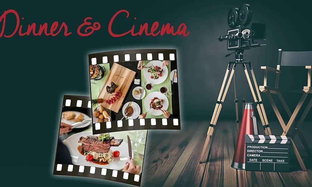 Dinner Cinema (c) ARCOTEL Kaiserwasser