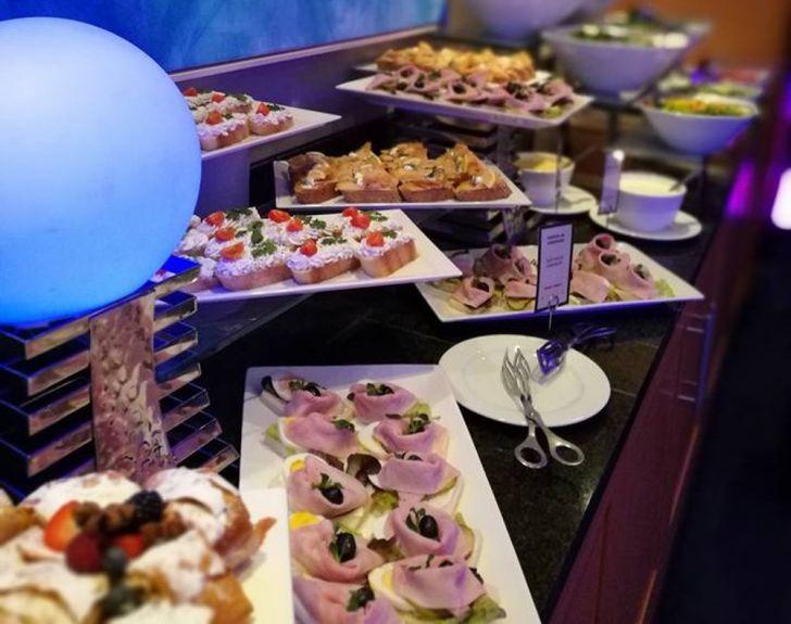 S'PARKS Restaurant Buffet (c) Hilton Vienna