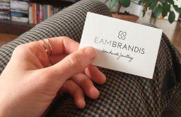 Eambrandis Visitkarte (c) STADTBEKANNT Kerschbaumer