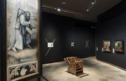 Gemäldegalerie der Akademie der bildenden Künste Wien Ausstellung Korrespondenzen Bosch & Hofbauer (c) Lisa Rastl