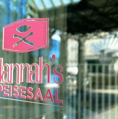 Hannahs Speisesaal Eingang (c) STADTBEKANNT Wetter-Nohl