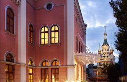 Imperial Riding School Renaissance Vienna Hotel
