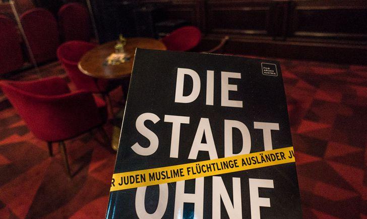 METRO Kinokulturhaus Ausstellung - die Stadt ohne - Katalog (c) STADTBEKANNT