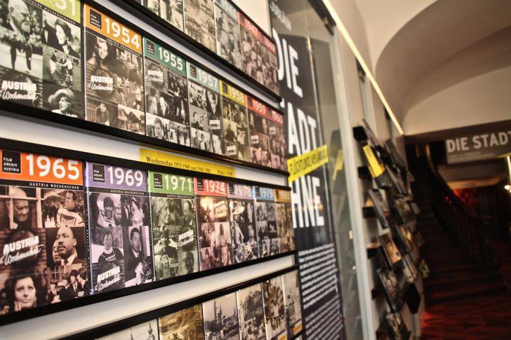 METRO Kinokulturhaus Shop Wochenschau (c) STADTBEKANNT