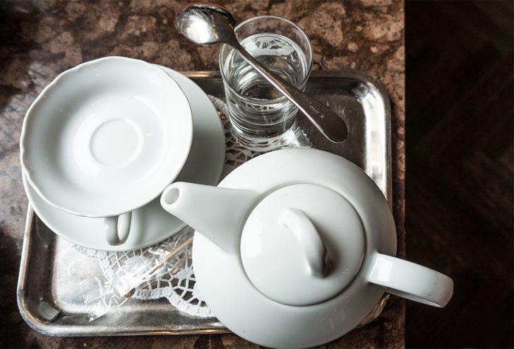 Cafe Dommayer Tee (c) STADTBEKANNT