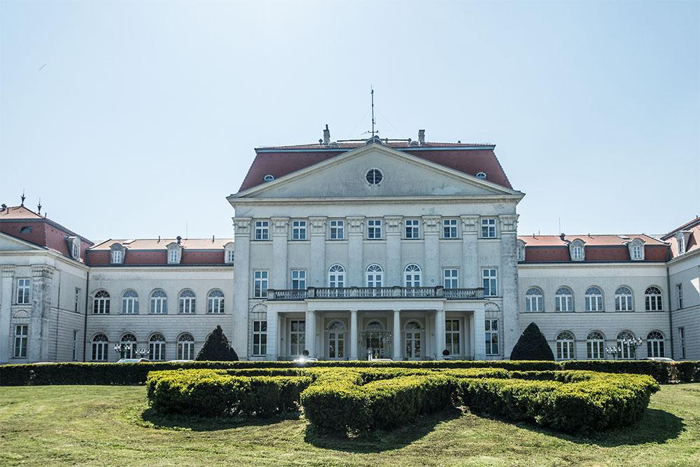 Schloss Wilhelminenberg (c) STADTBEKANNT