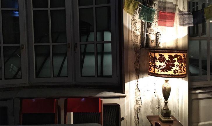 The Velvet Room Lampe (c) STADTBEKANNT