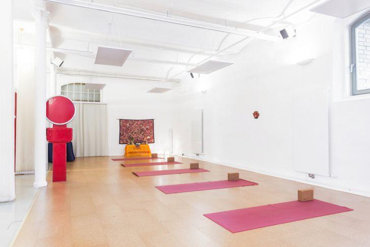 Amazing Yoga Raum Petra Janata Eversports (c) Amazing Yoga