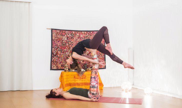 Amazing Yoga Petra Janata Eversports (c) Amazing Yoga