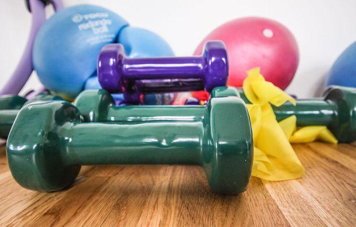 Gewichte Sport (c) STADTBEKANNT