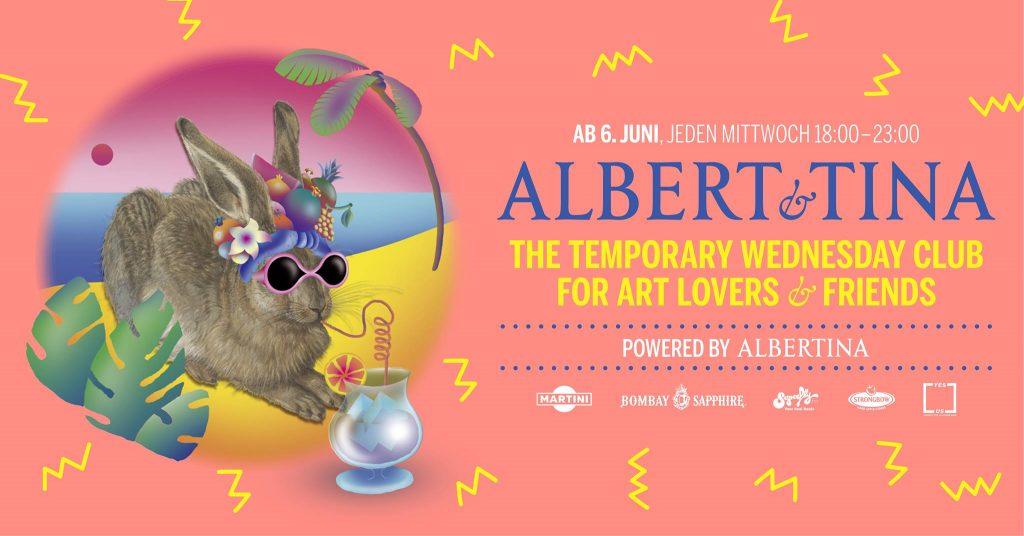 Albert und Tina (c) Albertina Museum
