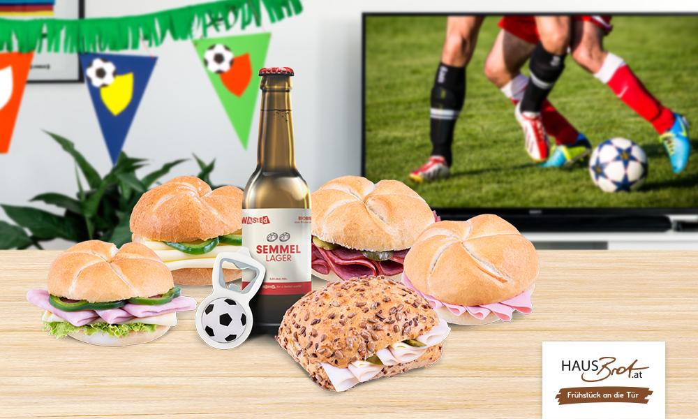 Hausbrot Fußball-Package (c) Hausbrot.at