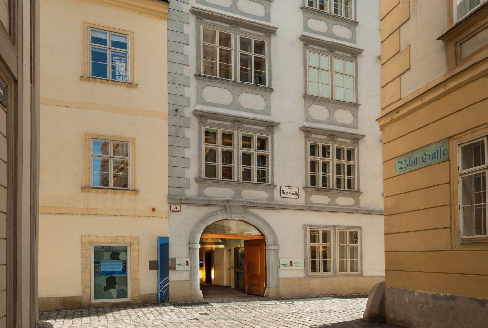 Mozarthaus Vienna (c) Mozarthaus Vienna David Peters