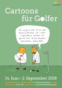 Cartoons für Golfer (c) Komische Künste