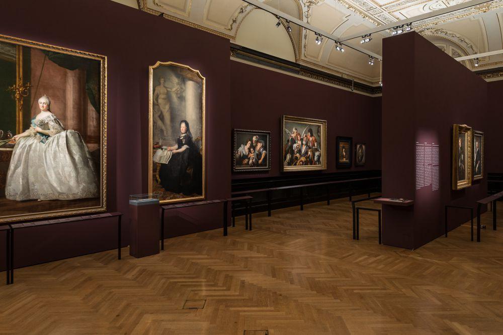 Eremitage zu Gast (c) KHM-Museumsverband
